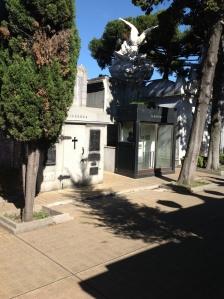 Ricoleta Cemetary Expensive mausoleums