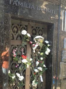 Mausoleum of Eva Peron