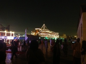Our Dhow, the world's largest