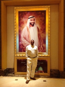 Fitzroy and Sheikh Zayed