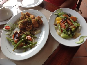 Lunch at Restaurant 328 in Hoi An