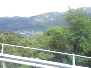 On The Way to Bellagio. One of my best road trips, ever......So mentally relaxing
