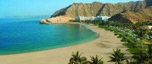 Beautiful Oman Beach