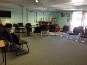 Life Orientation Classroom