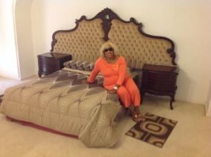 Mandela's Bed