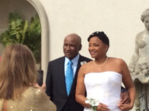 Mr and Mrs Jessie Brooks