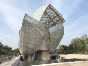 Brand new: Louis Vuitton Foundation