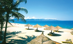 Beach in Vietnam