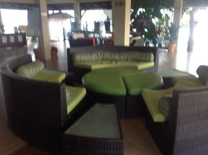 Negril Tree House Lobby