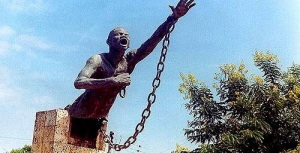 Benkos Bioho Breaking Out of Chains of Slavery