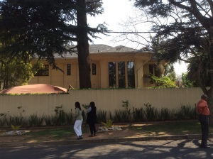 Mandela'sHoughton Estate