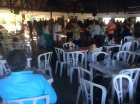 Everybody on the Floor at Viejoteca Pardo Llada