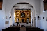 Inside La Merced Church