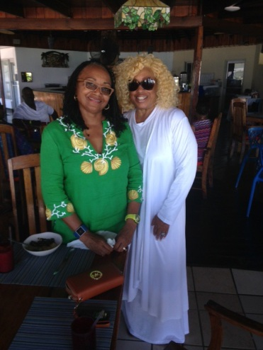 Gail Jackson Brooks, Owner of Negril Tree House