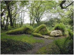 Garden of Sleeping Giant