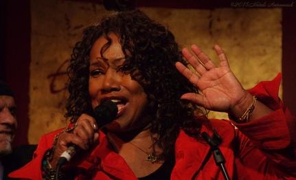 Jazz Singer Denise King