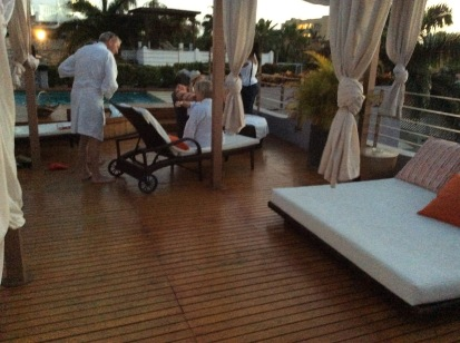 Ananda Hotel Rooftop, Cartagena
