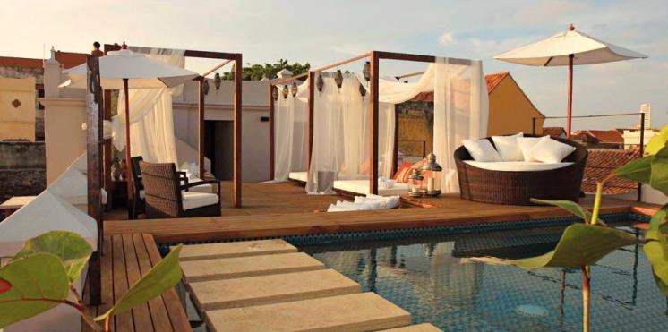 Hotel Sanctuary in Cartagena