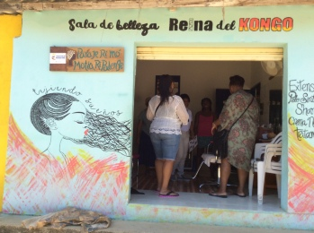 Palenque Beauty Shop, Strong African Roots