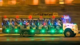 Wild Night Party Bus