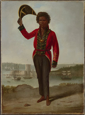 Bungaree, Chief of the Broken Bay Tribe