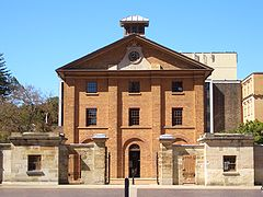 Hyde Park Barracks aka Convicts Museum