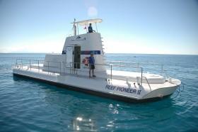 Semi submersible