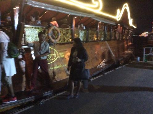 Thai Dinner Cruise