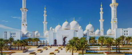 Abu Dhabi Great Mosque