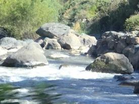 Uruhamba River
