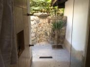 Indoor and Outdoor Shower