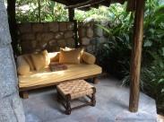 Outdoor Sitting Area