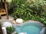 Hot Tub in Suite