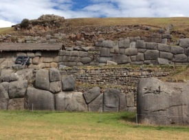 Built by the Incas