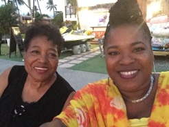 Happy Birthday Ms Marie and Daughter Traci --same day