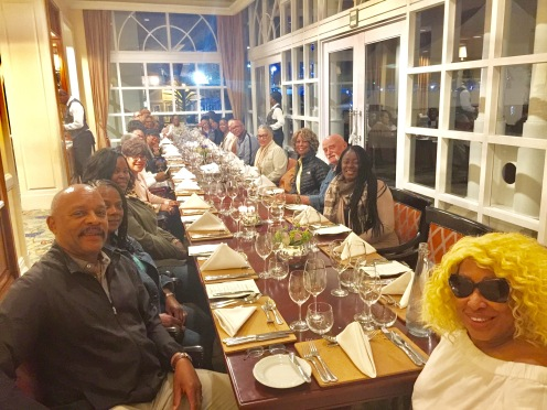 Welcome Dinner in Cape Town