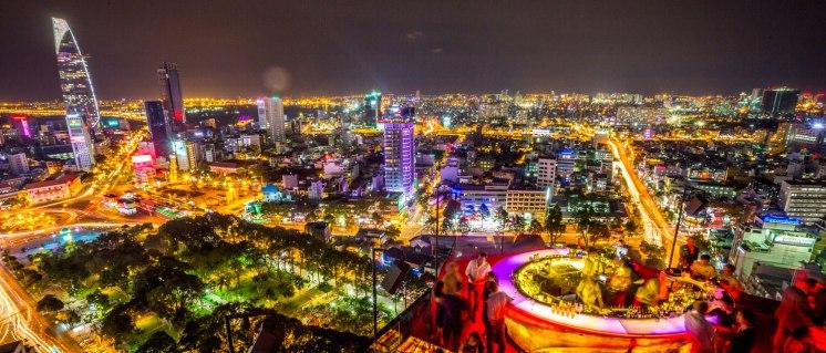 Ho Chi Minh City aka Saigon