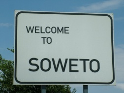 An Emotional Day in Soweto