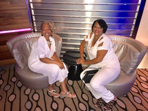 Sue and Tosha