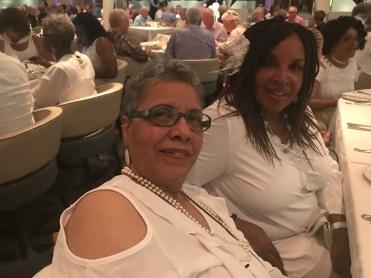 Ronena and Cheryl