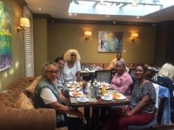 Breakfast at Sofitel