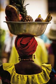 Palenquero Woman