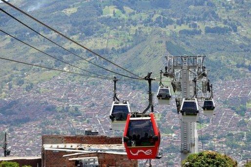 Mass Transit, Medellín