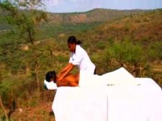 A Massage on The Serengeti