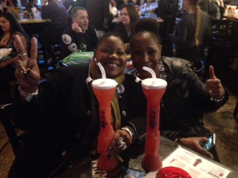 Tisha and Sandra Lettin The Good Times Roll at B.B. Kings