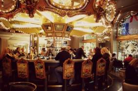 World Famous Carousel Bar at Monteleone