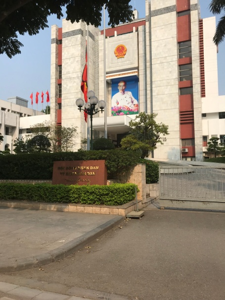 Hanoi City Hall