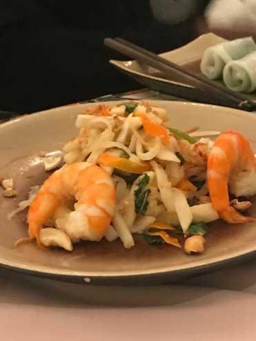 Hula Tuc Seafood Salad