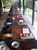 Cooking School Set Up