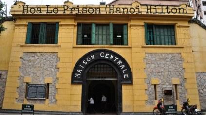 Hoa Lo Prison Gatehouse aka Hanoi Hilton